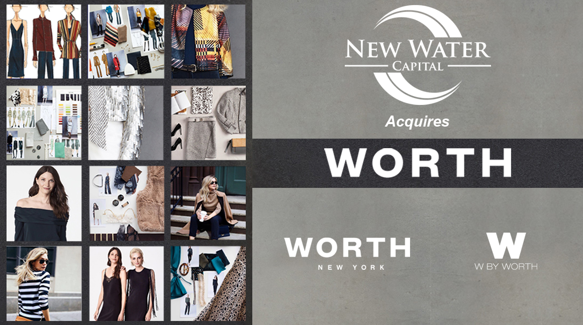 New Water Capital Acquires Worth Collection New York