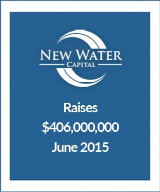 new-water-capital-raises-406-million